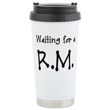 Waiting for a RM - LDS RM - LDS RM - Dots Stainles
