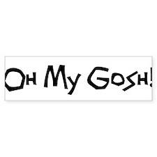 Oh My Gosh - LDS Curse word - LDS Swear Word Stick