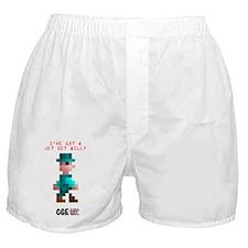 Unique Jet Boxer Shorts