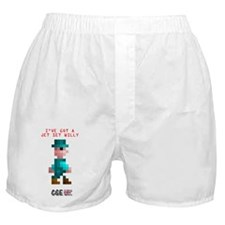 Cute Ukes Boxer Shorts