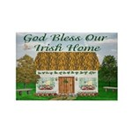 'God Bless Our Irish Home' Magnets (10 pack)