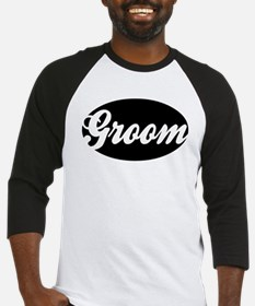 GROOM Baseball Jersey