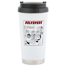 Belvedere Laundry Day Travel Mug