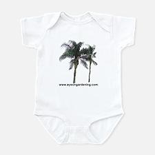 Palm Trees Infant Creeper