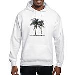 Palm Trees Hooded Sweatshirt