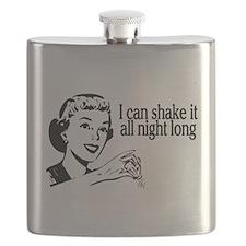 Shake It Retro Flask