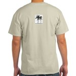 Palm Trees Ash Grey T-Shirt
