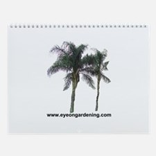 Palm Trees Wall Calendar