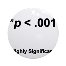 Highly statistically significant at p < .001 Ornam