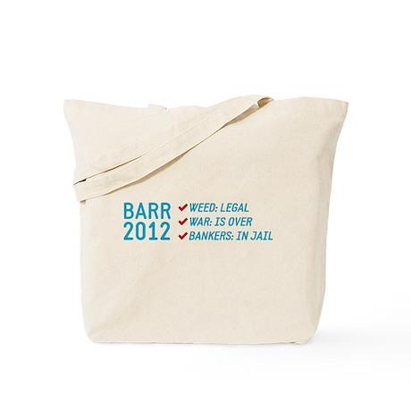 Roseanne 2012 Tote Bag