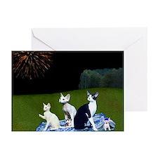 Devon Country Fair Fireworks Cards (Pk of 10)
