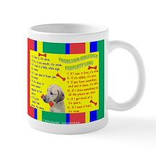 Property Laws -RhodesianRidgeback Mugs