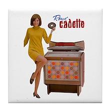 Rowe Cadette Tile Coaster