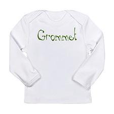 Grommet Long Sleeve Infant T-Shirt