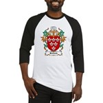 Ireland Coat of Arms Baseball Jersey