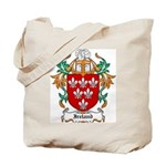 Ireland Coat of Arms Tote Bag