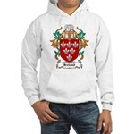Ireland Coat of Arms Hooded Sweatshirt