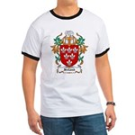 Ireland Coat of Arms Ringer T