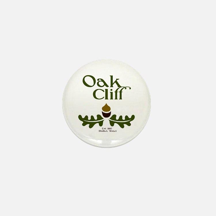 Oak Cliff Classic Mini Button