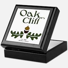 Oak Cliff Classic Keepsake Box