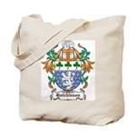 Hutchinson Coat of Arms Tote Bag