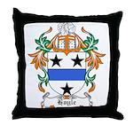 Hoyle Coat of Arms Throw Pillow