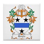 Hoyle Coat of Arms Tile Coaster