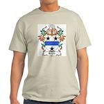 Hoyle Coat of Arms Ash Grey T-Shirt
