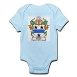 Hoyle Coat of Arms Infant Creeper