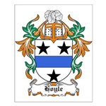 Hoyle Coat of Arms Small Poster