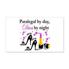 PARALEGAL Wall Decal