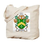 Howman Coat of Arms Tote Bag
