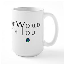 The World Starts With You Mug