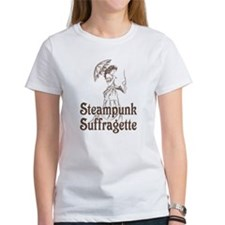 Steampunk Suffragette Tee