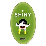 Shiny Little LEM mascot sticker