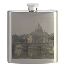 Vatican and Tiber River - Square.jpg Flask