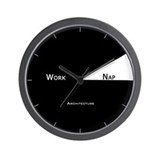 Architect Wall Clocks