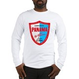 Panama Long Sleeve T-shirts