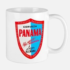 Panama Beer Label 1 Mug