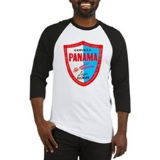 Panama Beer Label 1 Baseball Jersey