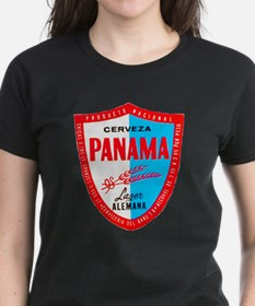 Panama Beer Label 1 Tee