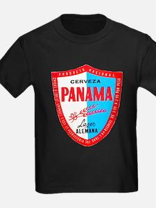 Panama Beer Label 1 T
