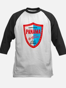 Panama Beer Label 1 Tee