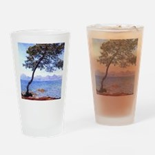 Claude Monet Antibes Drinking Glass
