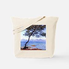Claude Monet Antibes Tote Bag