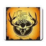 lodge logo Mousepad
