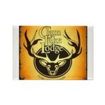 lodge logo Rectangle Magnet (10 pack)