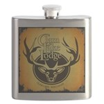 lodge logo Flask