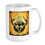 lodge logo Large Mug
