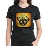 lodge logo Women's Dark T-Shirt